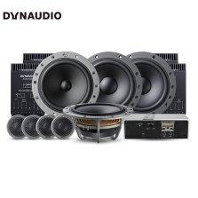 丹拿DYNAUDIO ESOTAN 236 +232【两分频音响改装套装+FEM480.6C DSP功放通用型全车八扬声器】套装DSP电脑调音