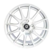 丰途/FT101 16寸低压铸造轮毂 孔距5X112 银色车亮