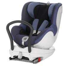 宝得适/Britax 双面骑士Dualfix 儿童安全座椅 isofix  0-4周岁 (皇室蓝) 送价值599元小冰箱