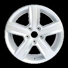 丰途严选/HG5015 16寸低压铸造轮毂 孔距5*112 高尔夫7,凌渡