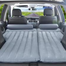 卡饰社 车载充气床 SUV适用 家车多用 自驾野营旅行床 野餐气垫床 CS-83030【灰色】