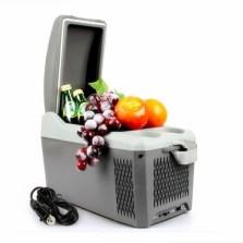 NFA 便携式迷你车载冷暖箱 车用保温箱冰箱【10L】5284