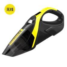 变形金刚 无线吸尘器 大功率车用家用两用强力干湿两用【黑黄】TFXC-08