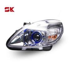 SK GL8(SGM258)13-14年款 2.4L 车灯改装卤素升级氙气灯大灯总成  【蓝色*左灯+右灯】