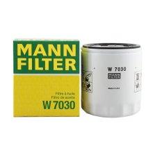曼牌/MANNFILTER 机油滤清器 W7030