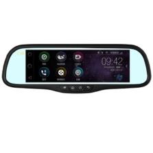 路畅心镜X200安卓智能后视镜导航adas高清1080P行车记录实景导航+ADAS预警+行车记录仪+倒车影像