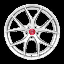 丰途/FR551 18寸 旋压铸造轮毂 孔距5X115 ET35高亮银全涂装