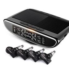 【APP领券379包安装】铁将军 太阳能胎压监测器 电蝠ET-B1 内置款