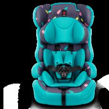 感恩 旅行者系列 儿童安全座椅 9个月-12岁(雨晶蓝)