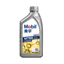 美孚/Mobil MT80 科技联创款 全合成发动机油 SP 5W-30  1L 1L 5W30