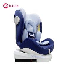 路途乐星跃儿童座椅汽车0-4-12岁宝宝婴儿车载360度旋转躺