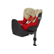 2021年全新升级cybex赛百适 sirona SX2 0-4岁 360旋转安全座椅-秋叶金