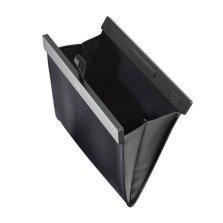 倍思 后座专用 磁吸开合 隐形垃圾袋【黑色】