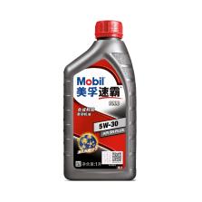 美孚/Mobil 新速霸1000合成机油 5W-30 SN PLUS 1L
