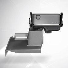 特斯拉model3 车载手机支架固定款(电动夹紧)
