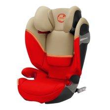 德国 2020新款cybex/赛百适 汽车儿童安全座椅solution S-fix 3-12岁 秋叶金