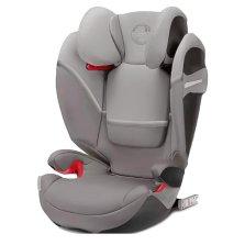 德国 2020新款cybex/赛百适 汽车儿童安全座椅solution S-fix 3-12岁 珊瑚灰