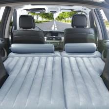 卡饰社 车载充气床 SUV适用 家车多用 自驾野营旅行床 野餐气垫床 【灰色】