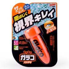 SOFT99 雨敌/油膜清洁剂二合一  汽车玻璃驱水防雨剂 75ml