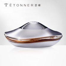 途雅(ETONNER)汽车香水 车载座式香水 汽车摆件 古龙香型 塞纳日出
