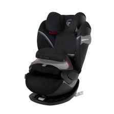 德国 cybex/赛百适 汽车儿童安全座椅 pallas S-fix 9月-12岁isofix接口  典雅黑