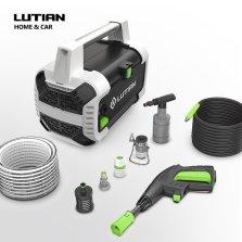 绿田 LUTIAN 家用洗车机 高压清洗机洗车神器 卡顿KARDON-K4