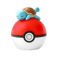 宝可梦 精灵球车载香水摆件--杰尼龟