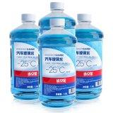 途虎途安星汽车玻璃水冬季雨刷精雨刮水 -25°【1.8L*4瓶装】