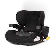 瑞贝乐/REEBABY儿童安全座椅3-12岁便携式车载增高垫ISOFIX硬接口【极夜灰】