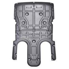 钜甲 汽车发动机下护板 专车专用挡板护底板 3D护板 原车开模 3D锰钢 两件套(发动机+变速箱) 链接一对多需备注车型