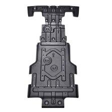 钜甲 汽车发动机下护板 专车专用挡板护底板 3D护板 原车开模 3D锰钢 四件套(发动机+变速箱+水箱+分动箱/后桥)3mm 链接一对多需备注车型