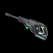 Fixnow500E手持锂电洗车机清洗机24V/180W/32BAR洗车神器智享双电版 灰色
